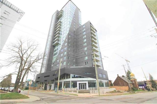 158 King Street N #2204, Waterloo, ON N2J 0E5 (MLS #40037709) :: Forest Hill Real Estate Collingwood