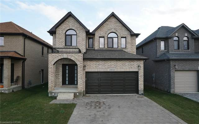 1401 Red Pine Crossing, London, ON N6G 0V9 (MLS #40037732) :: Forest Hill Real Estate Collingwood