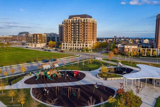 2379 Central Park Drive #711, Oakville, ON L6H 0E3 (MLS #40037737) :: Forest Hill Real Estate Collingwood