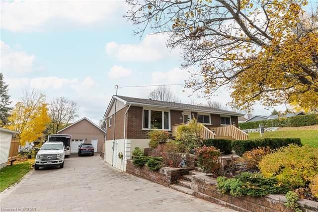421 Wardell Street, Port McNicoll, ON L0K 1R0 (MLS #40037741) :: Sutton Group Envelope Real Estate Brokerage Inc.