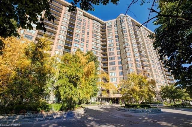 20 Cherrytree Drive #1402, Brampton, ON L6Y 3V1 (MLS #40037761) :: Forest Hill Real Estate Collingwood