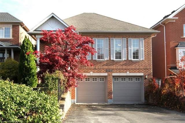 2199 Pheasant Lane, Oakville, ON L6M 3R8 (MLS #40037763) :: Forest Hill Real Estate Collingwood