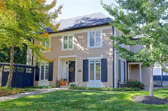 401 Macdonald Road, Oakville, ON L6J 2B4 (MLS #40037768) :: Forest Hill Real Estate Collingwood