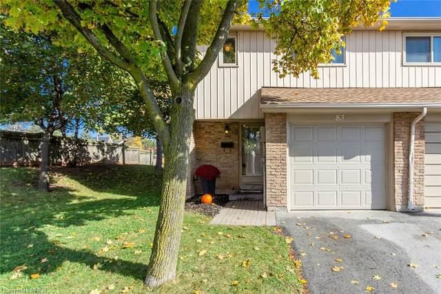 1554 Lancaster Drive #83, Oakville, ON L6H 2Z4 (MLS #40037797) :: Forest Hill Real Estate Collingwood