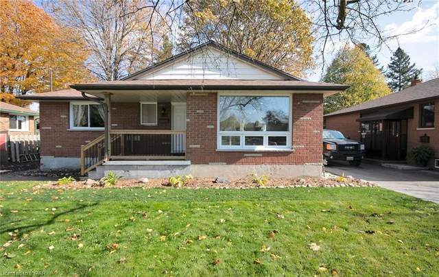160 Vancouver Street, London, ON N5W 4R6 (MLS #40037823) :: Forest Hill Real Estate Collingwood