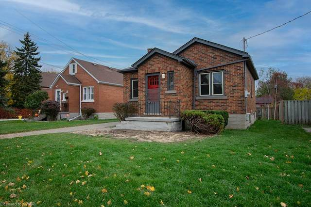 53 Blucher Street, Kitchener, ON N2H 5T7 (MLS #40037923) :: Sutton Group Envelope Real Estate Brokerage Inc.