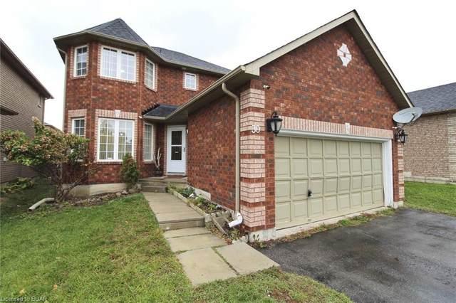 30 Irene Drive, Barrie, ON L4N 0Y8 (MLS #40037948) :: Sutton Group Envelope Real Estate Brokerage Inc.