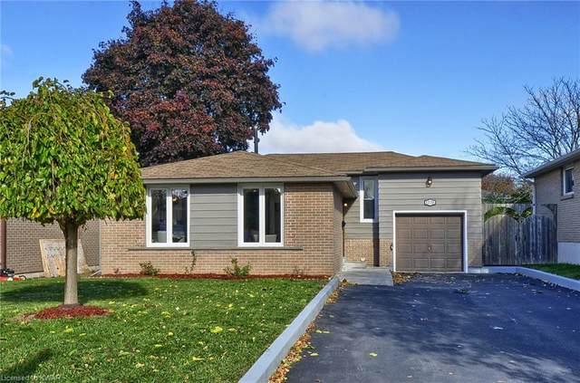 1220 Longfield Court, Cambridge, ON N3H 4W8 (MLS #40038005) :: Sutton Group Envelope Real Estate Brokerage Inc.