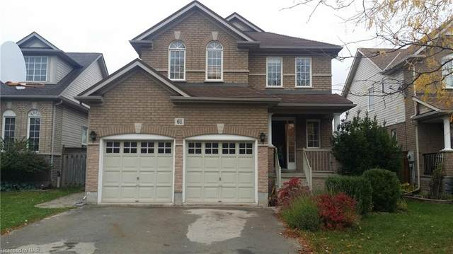 61 Shakespeare Avenue, St. Catharines, ON L2R 6N1 (MLS #40038050) :: Sutton Group Envelope Real Estate Brokerage Inc.
