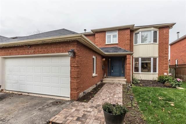 216 Wedgewood Drive, Cambridge, ON N1S 4P8 (MLS #40038084) :: Sutton Group Envelope Real Estate Brokerage Inc.