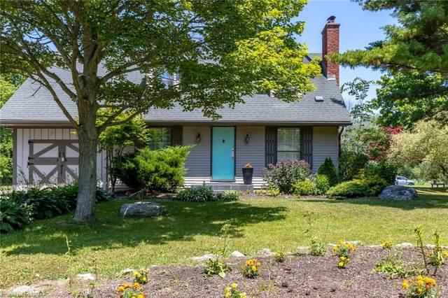 2850 Thunder Bay Road, Ridgeway, ON L0S 1N0 (MLS #40038093) :: Sutton Group Envelope Real Estate Brokerage Inc.
