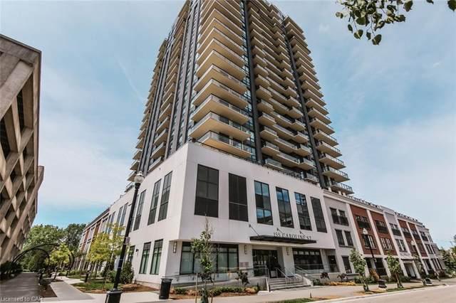 155 Caroline Street S #1710, Waterloo, ON N2L 0J8 (MLS #40038255) :: Sutton Group Envelope Real Estate Brokerage Inc.