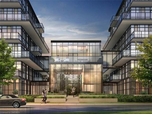 101 Masonry Court B325, Burlington, ON L7T 4A8 (MLS #40038303) :: Sutton Group Envelope Real Estate Brokerage Inc.