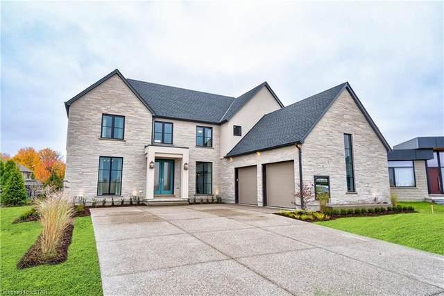142 Edgewater Boulevard, Kilworth, ON N0L 1R0 (MLS #40038481) :: Sutton Group Envelope Real Estate Brokerage Inc.