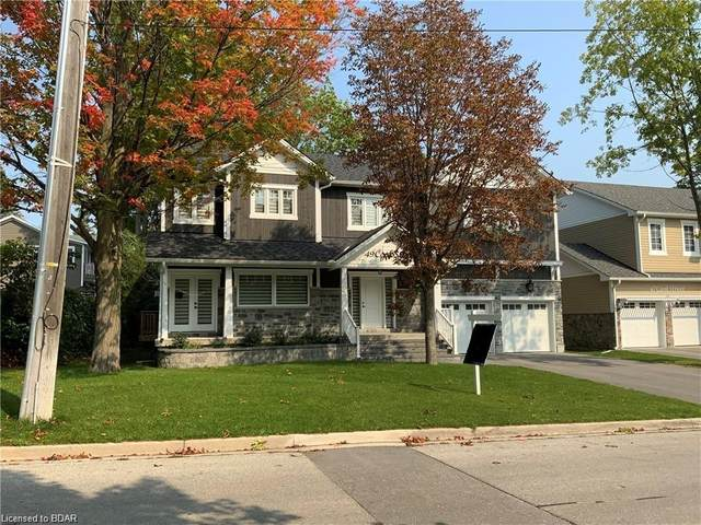 49 Cook Street, Barrie, ON L4M 4G2 (MLS #40039180) :: Forest Hill Real Estate Inc Brokerage Barrie Innisfil Orillia