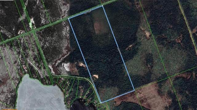 LOT 2 Cheer Lake Road, Sundridge, ON P0A 1Z0 (MLS #40039229) :: Forest Hill Real Estate Collingwood