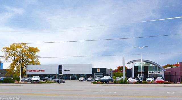 600 Oxford Street W, London, ON N6H 1T9 (MLS #40039592) :: Sutton Group Envelope Real Estate Brokerage Inc.