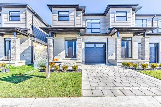 1570 Coronation Drive #10, London, ON N6G 6P6 (MLS #40039626) :: Sutton Group Envelope Real Estate Brokerage Inc.