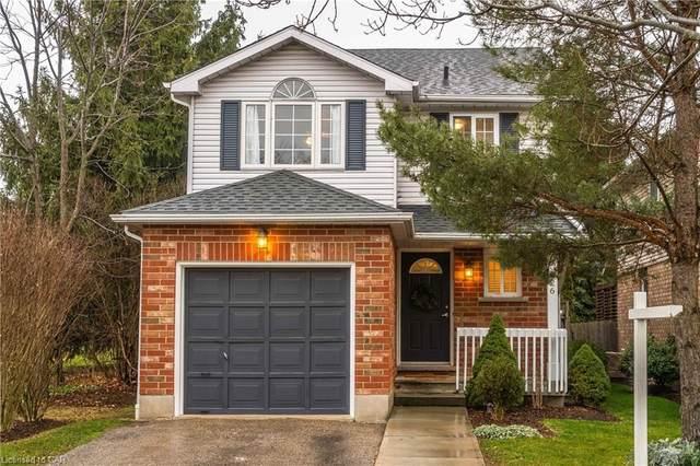 526 Exmoor Street, Waterloo, ON N2K 3T8 (MLS #40039664) :: Sutton Group Envelope Real Estate Brokerage Inc.