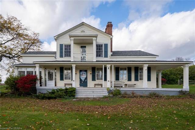 3327 Prince Edward County Road 8 Road, Prince Edward County, ON K0K 2T0 (MLS #40039708) :: Sutton Group Envelope Real Estate Brokerage Inc.