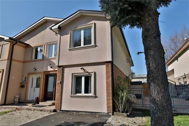 2951 Windjammer Road, Mississauga, ON L5L 1S8 (MLS #40039764) :: Sutton Group Envelope Real Estate Brokerage Inc.