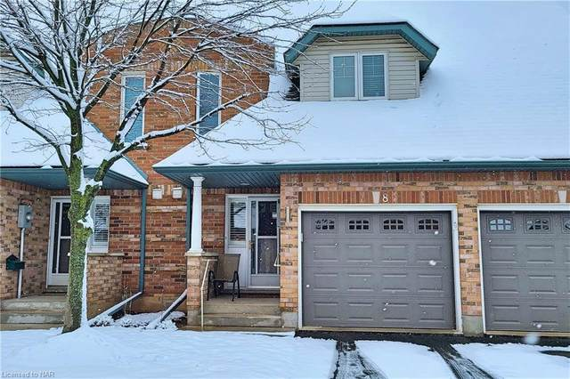 3797 Orlando Drive #8, Niagara Falls, ON L2J 4B5 (MLS #40040045) :: Forest Hill Real Estate Collingwood