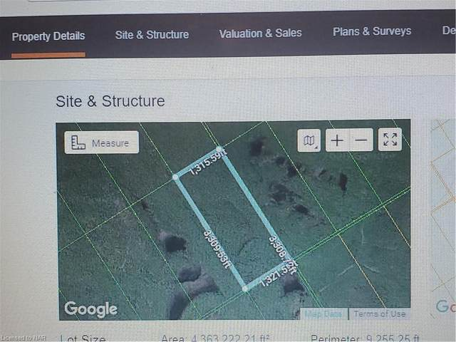 LOT 15 Con R Lot 15 And Con S Lot 15 ., St. Joseph Island, ON P0R 1J0 (MLS #40040307) :: Sutton Group Envelope Real Estate Brokerage Inc.