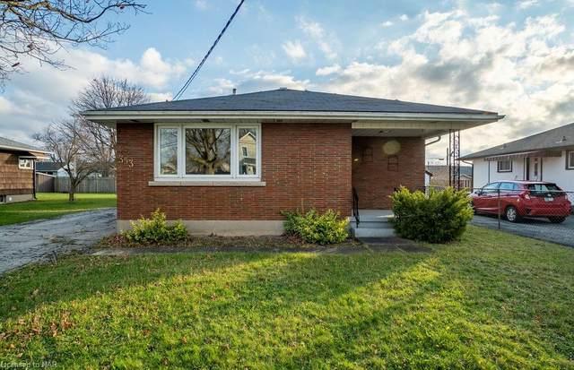353 Phipps Street, Fort Erie, ON L2A 2V7 (MLS #40040319) :: Sutton Group Envelope Real Estate Brokerage Inc.
