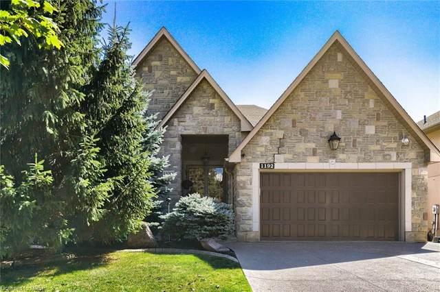 1192 Old Mohawk Road, Hamilton, ON L9G 3K9 (MLS #40040330) :: Sutton Group Envelope Real Estate Brokerage Inc.