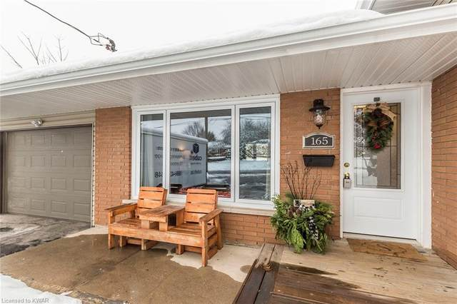 165 Avondale Road, Cambridge, ON N3C 2E8 (MLS #40040353) :: Sutton Group Envelope Real Estate Brokerage Inc.