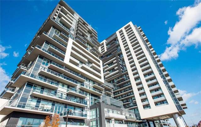 2081 Fairview Street #1303, Burlington, ON L7R 0E4 (MLS #40040512) :: Sutton Group Envelope Real Estate Brokerage Inc.