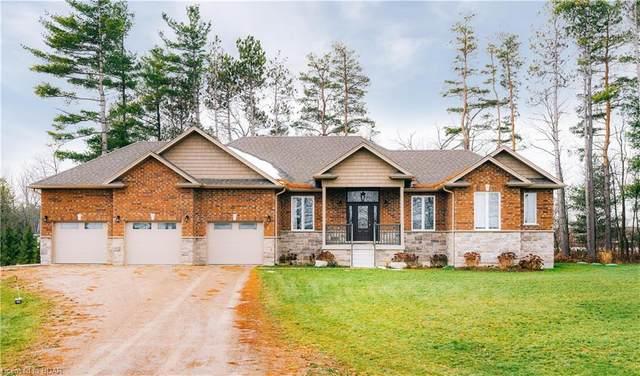 60 Ghibb Avenue, Anten Mills, ON L4N 4G2 (MLS #40040571) :: Sutton Group Envelope Real Estate Brokerage Inc.