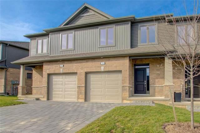 1375 Whetherfield Street #16, London, ON N6K 0K5 (MLS #40040719) :: Sutton Group Envelope Real Estate Brokerage Inc.