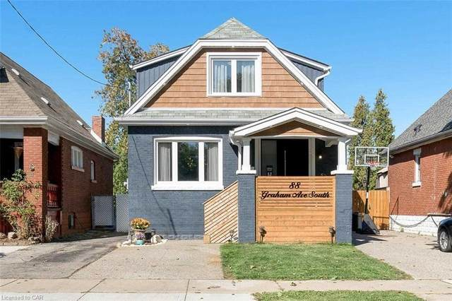 88 Graham Avenue S, Hamilton, ON L8K 2M3 (MLS #40040808) :: Sutton Group Envelope Real Estate Brokerage Inc.