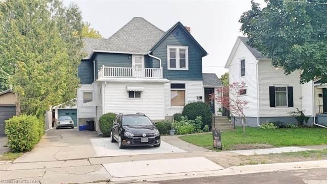 198 Euphemia Street, Sarnia, ON N7T 6A5 (MLS #40040921) :: Sutton Group Envelope Real Estate Brokerage Inc.