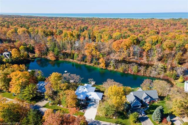 10099 Jennison Crescent, Grand Bend, ON N0M 1T0 (MLS #40041249) :: Sutton Group Envelope Real Estate Brokerage Inc.