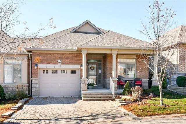 166 Ridge Way, Alliston, ON L9R 0H3 (MLS #40041576) :: Forest Hill Real Estate Collingwood