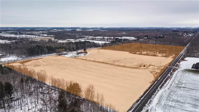 686473 Highway 2 Highway, Princeton, ON N0J 1V0 (MLS #40041830) :: Sutton Group Envelope Real Estate Brokerage Inc.