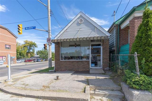 1347 Woodbine Ave Avenue, Toronto, ON M4C 4G3 (MLS #40042053) :: Sutton Group Envelope Real Estate Brokerage Inc.