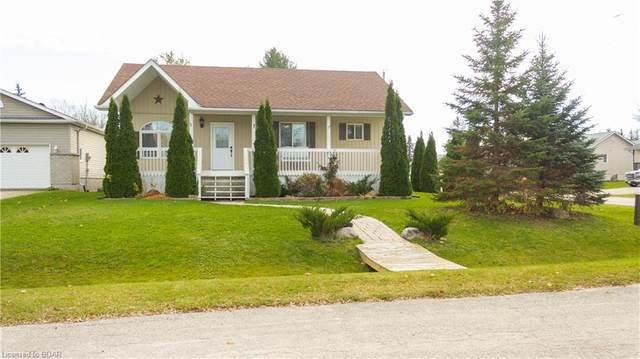 9 Wyley Street, Coldwater, ON L0K 1E0 (MLS #40042098) :: Sutton Group Envelope Real Estate Brokerage Inc.