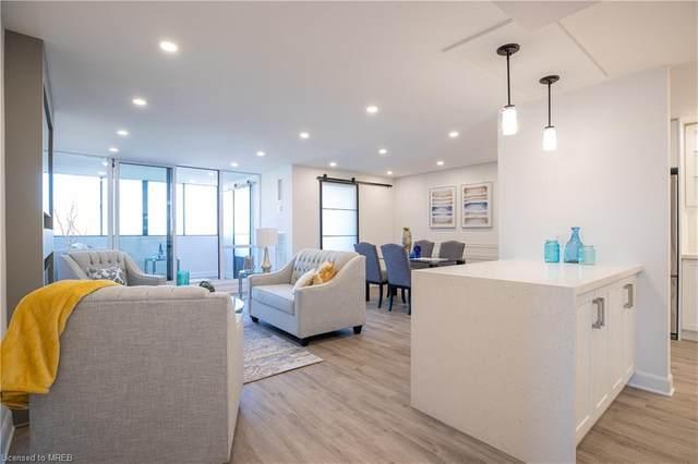 625 The West Mall Street NW #1602, Etobicoke, ON M9C 4W9 (MLS #40042311) :: Sutton Group Envelope Real Estate Brokerage Inc.