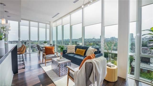 50 Murray Street W #606, Hamilton, ON L8L 1B3 (MLS #40042720) :: Sutton Group Envelope Real Estate Brokerage Inc.