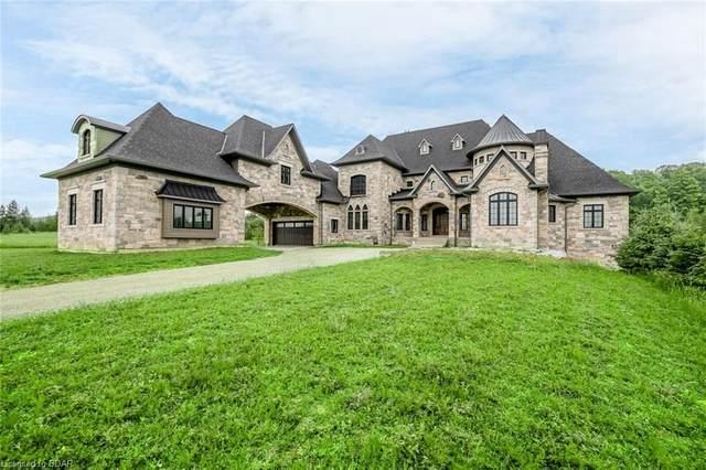 13 Edgewild Drive, Palgrave, ON L7E 4H7 (MLS #40042815) :: Sutton Group Envelope Real Estate Brokerage Inc.