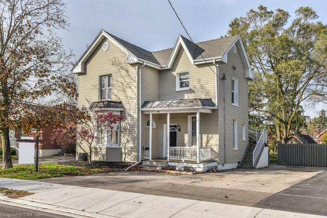 84 Francis Street, Cambridge, ON N1S 2A1 (MLS #40042865) :: Sutton Group Envelope Real Estate Brokerage Inc.