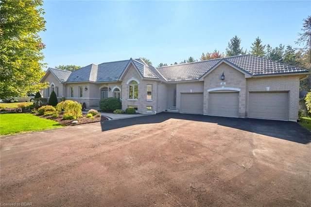 17 Pinery Drive, Springwater, ON L9X 0C3 (MLS #40042957) :: Sutton Group Envelope Real Estate Brokerage Inc.