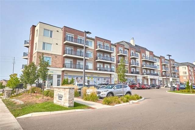 50 Sky Harbour Drive #305, Brampton, ON L6Y 6B8 (MLS #40042968) :: Sutton Group Envelope Real Estate Brokerage Inc.