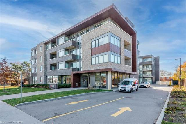 1284 Guelph Line #418, Burlington, ON L7P 0T9 (MLS #40042986) :: Sutton Group Envelope Real Estate Brokerage Inc.