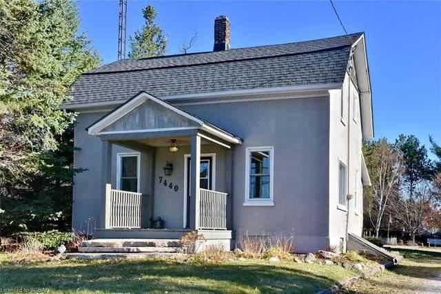 7440 26 Highway, Stayner, ON L0M 1S0 (MLS #40043313) :: Sutton Group Envelope Real Estate Brokerage Inc.