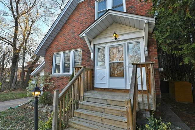74 Newton Avenue, Hamilton, ON L8S 1W1 (MLS #40043520) :: Sutton Group Envelope Real Estate Brokerage Inc.