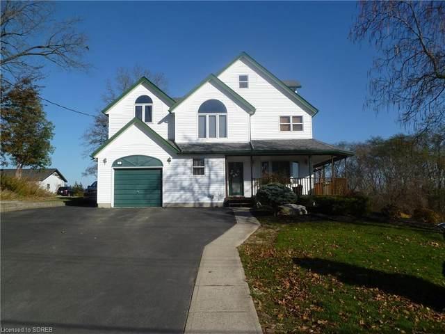 49 Main Street N, Waterford, ON N0E 1Y0 (MLS #40043578) :: Sutton Group Envelope Real Estate Brokerage Inc.